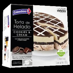 Torta Cookies & Cream