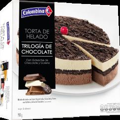 Torta Trilogía de Chocolate